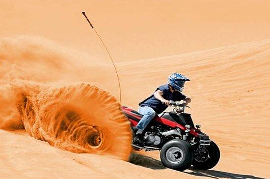 Dubai Mega Safari Quad Biking and...