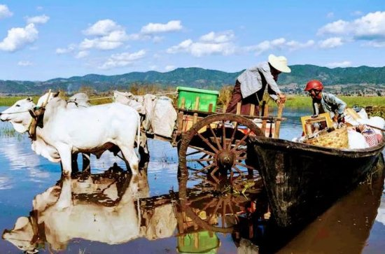 Inle Lake Nature Trek and Local Community Immersion 3 Days