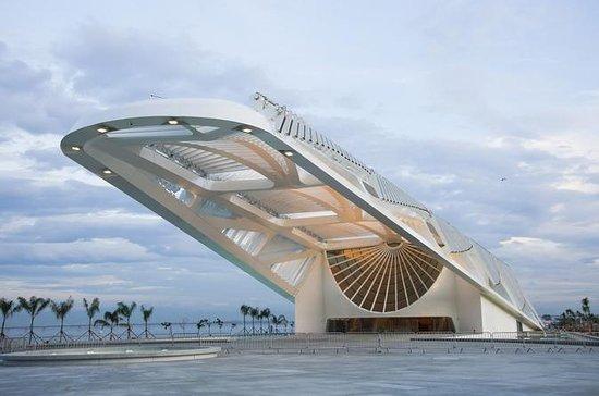 Centre historique de Rio et musées