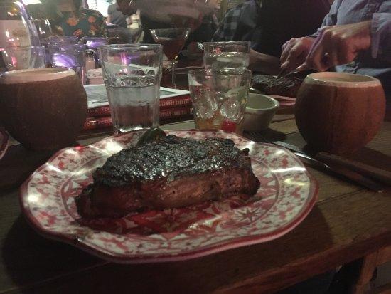 Buffalo Gap, Τέξας: A truly great Steakhouse!