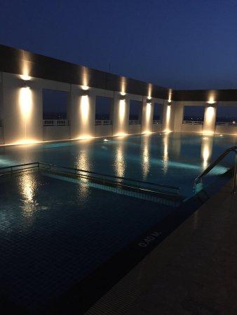 Kantary Hotel ,Korat: Outside pool