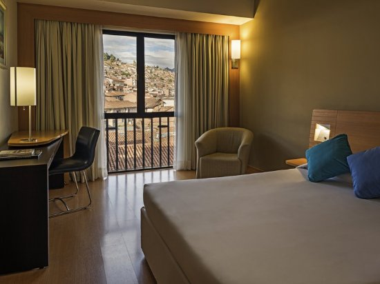 Novotel Cusco: Guest room