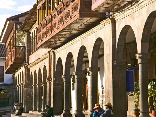 Novotel Cusco: Other
