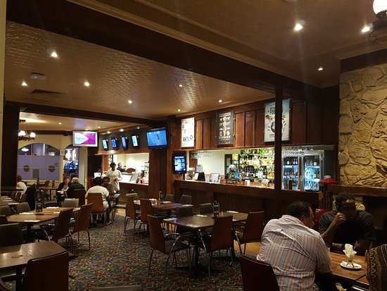 Westmeadows, Australia: The bistro and bar