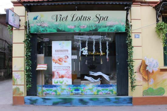 Viet Lotus Spa