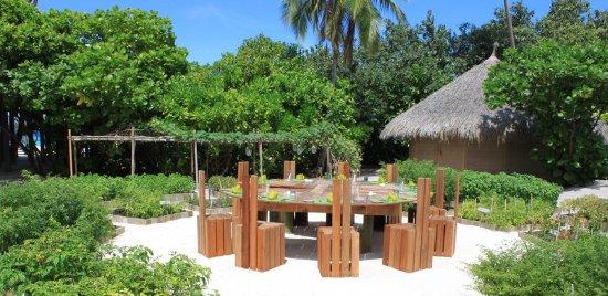 Olhuveli Island: Restaurant