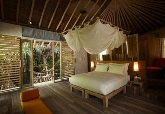 Olhuveli Island: Guest room