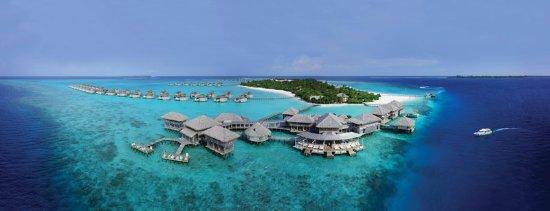 Olhuveli Island: Exterior