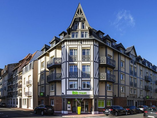 Ibis styles deauville centre updated 2017 hotel reviews for Design hotel normandie france