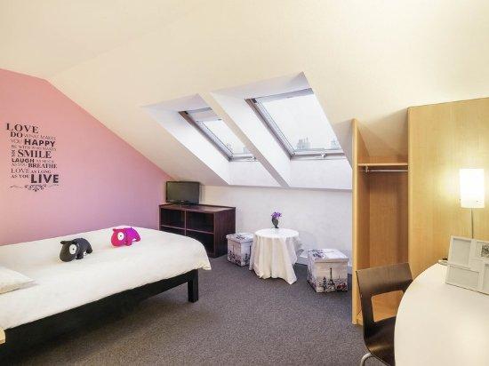 Ibis Praha Wenceslas Square: Guest room