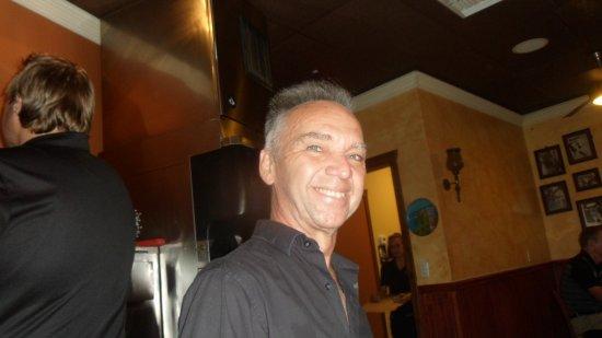 Francesco's New York PIzzeria & Restaurant: Our waiter Tom