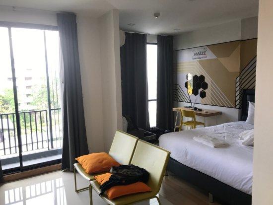 Hotel Amaze Bangkok $34 ($̶5̶8̶)   UPDATED 2018 Prices U0026 Reviews   Thailand    TripAdvisor
