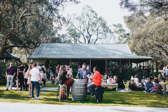 Marananga, Australien: Event Day