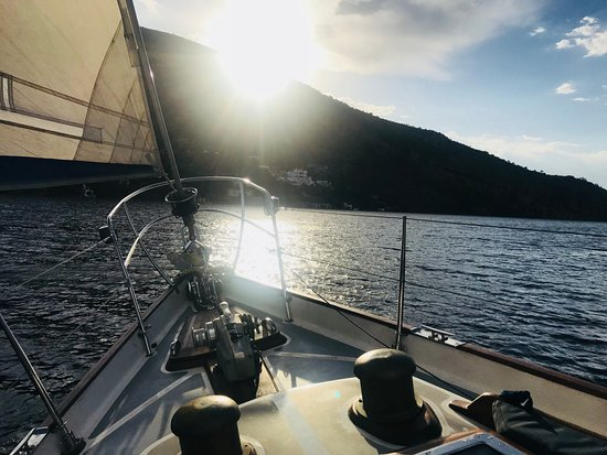 Hartbeespoort Yacht Charters: Deck View