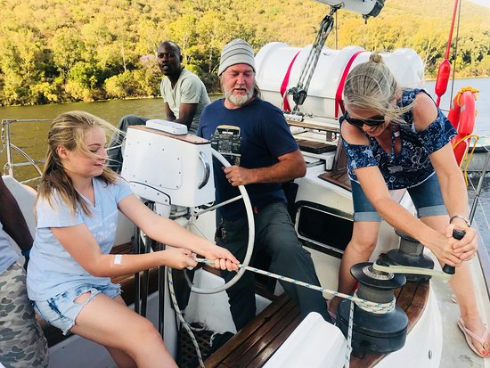 Hartbeespoort Yacht Charters: Sailing Experience
