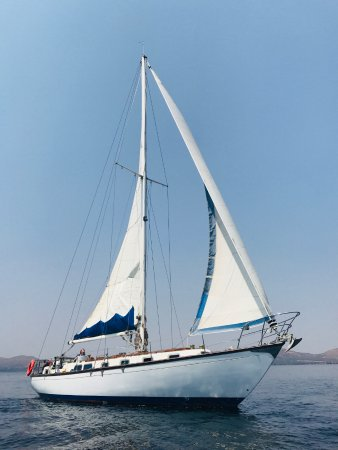 Hartbeespoort Yacht Charters: 44ft Van De Stadt Yacht