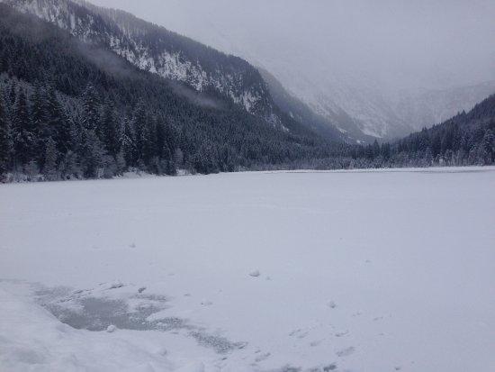 Kleinarl, Austria: Jägersee