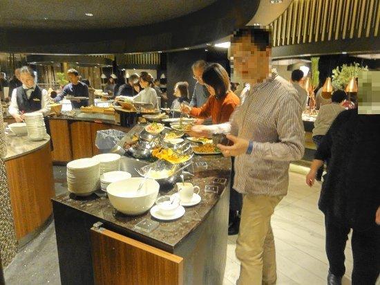 スイーツブッフェ Picture Of All Day Dining Kaza Kyoto Tripadvisor