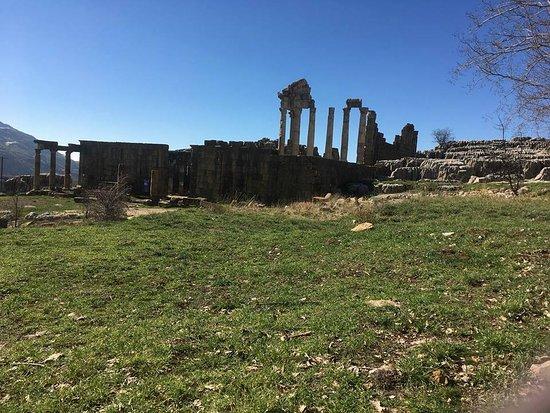 Kfardebian, Lebanon: Faqra Temple - Temple of Adonis