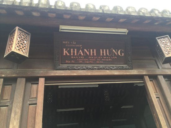 Khanh Hung Cloth Shop