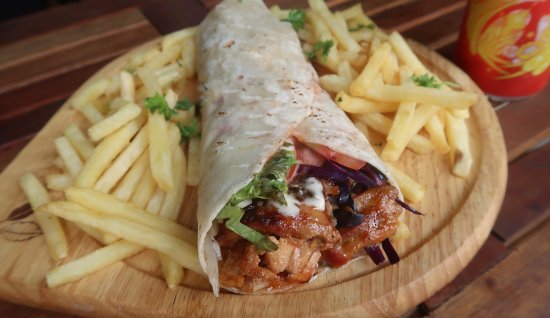 King Kebab: Save up with our combos with Fries and a soft drink or Saigon Green or 333 Beer