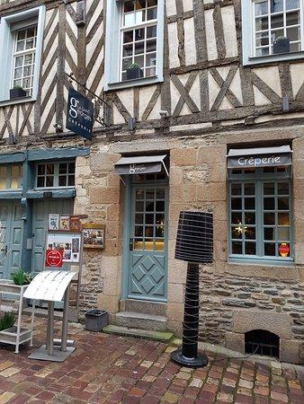 Restaurant Rennes Rue Du Chapitre