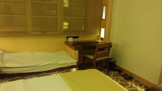 Marco Polo Hotel: Cosy room