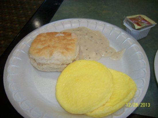 La Quinta Inn & Suites Cedar Hill: My Breakfast