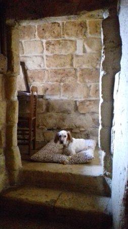 Sextantio Le Grotte della Civita: nicchia suite 10