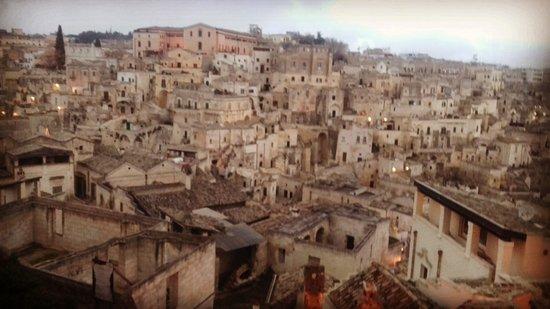 Sextantio Le Grotte della Civita: panorama dintorni hotel