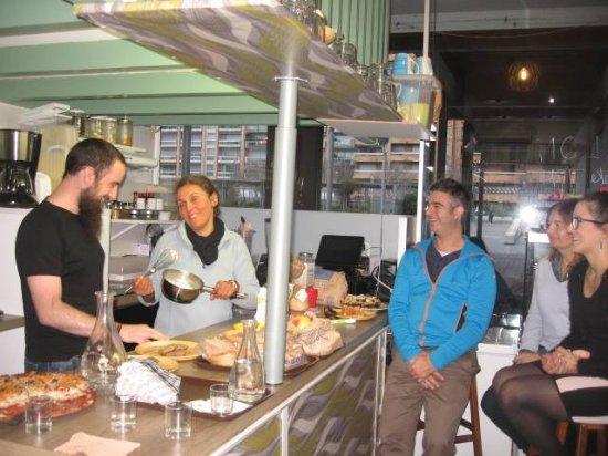 Atelier cuisine v g tale chez vegetayelle snack for Atelier cuisine toulouse
