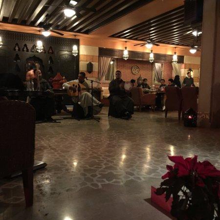 المطعم المغربي - سوفتيل