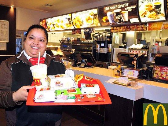 Willkommen bei McDonald's in Diemelstadt!