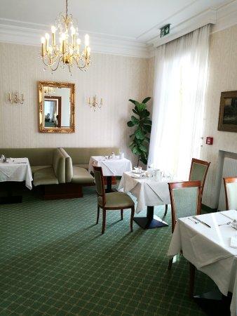An der Wien: Una delle sale per colazione