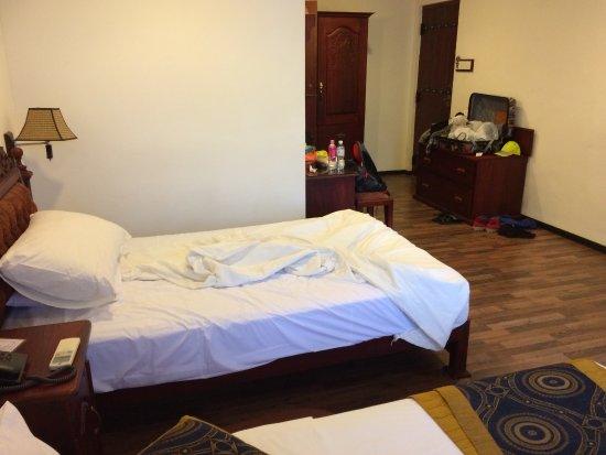 Embilipitiya, Sri Lanka: Mijn kamer (306)