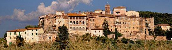 Serre di Rapolano, Itália: Rapolano Terme si trova a 4km al nostro b&b