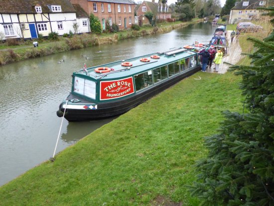 Kennet & Avon Canal: Our transport