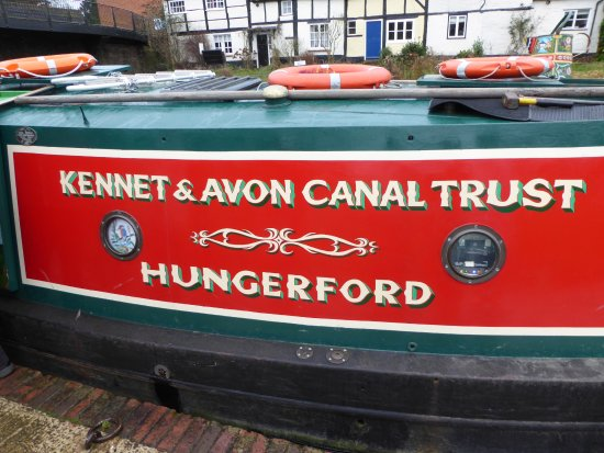 Kennet & Avon Canal: Run by a Trust