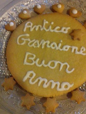 Serre di Rapolano, Itália: I nostri migliori auguri di Buon anno nuovo!
