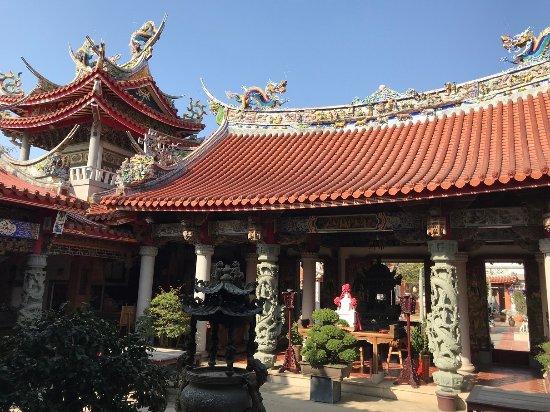 Huwei Chifa Matsu Temple: 虎尾持法媽祖宮