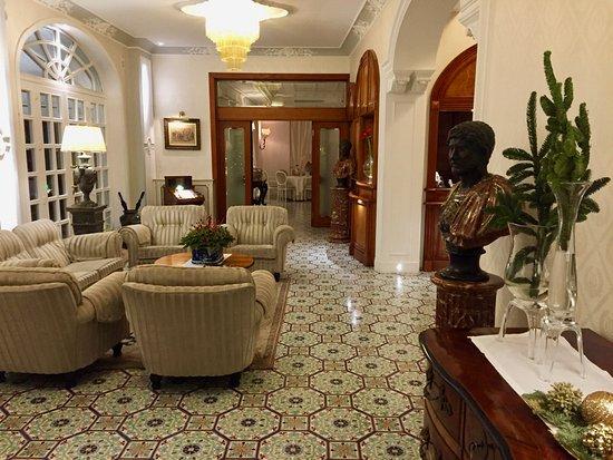 La Medusa Hotel & BoutiqueSpa: La Medusa: lobby