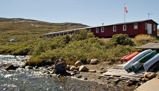 Restauran Roklubben in Kangerlussuaq