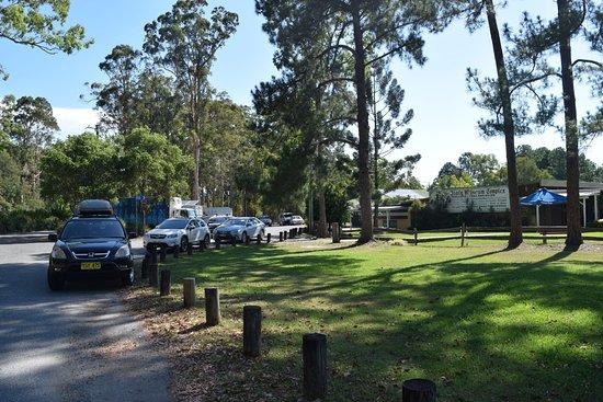 Woodburn, Australie : Plenty of Parking