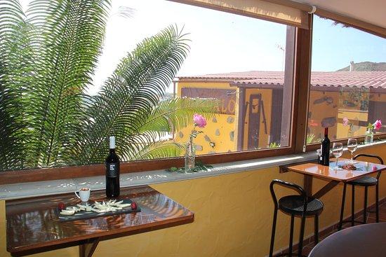 Las Palmas, Spanien: Sala de catas / Tasting room
