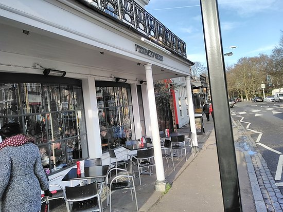 Pizza Express Dulwich Picture Of Pizza Express London