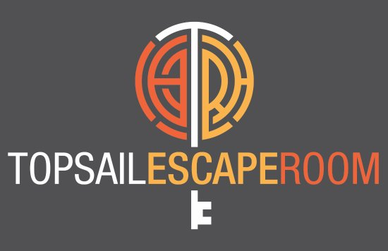 Topsail Escape Room: logo