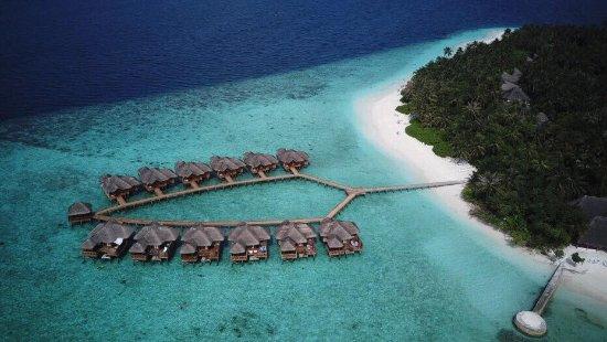 Bilde fra Fihalhohi Island