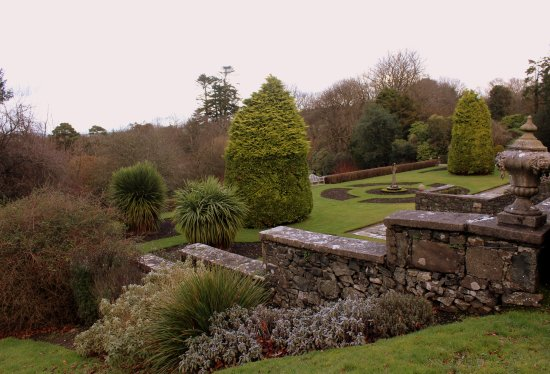 Ballantrae, UK : Another part of the garden
