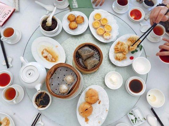 Prima Revolving Restaurant Review