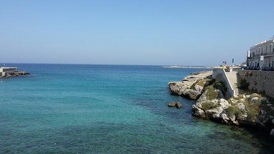 Santa Caterina, Italy: Mare bellissimo, località suggestiva, gelato ottimo.